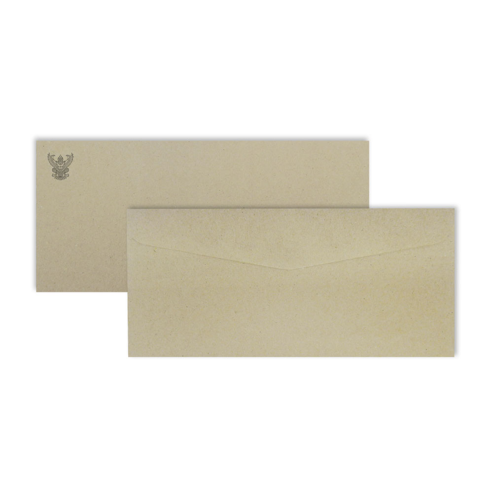 BA Government Envelope No. 9