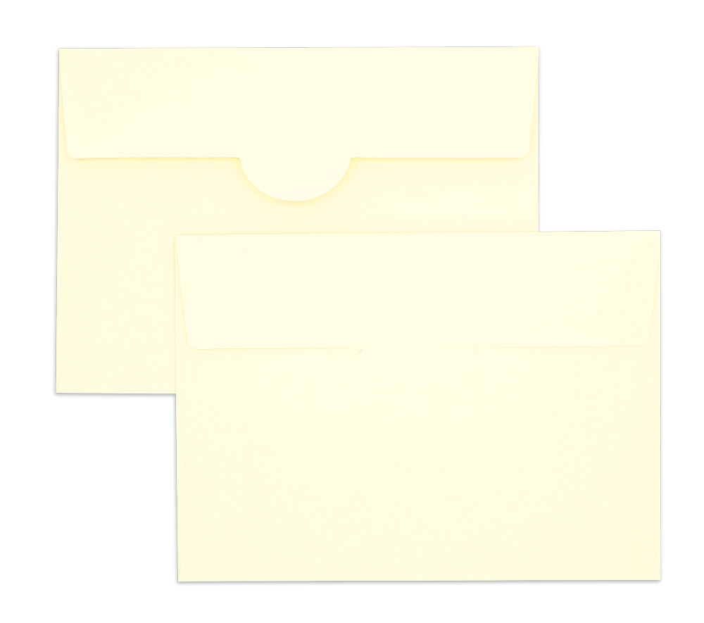 Perfume Envelope NO. 8 1/2 Cream