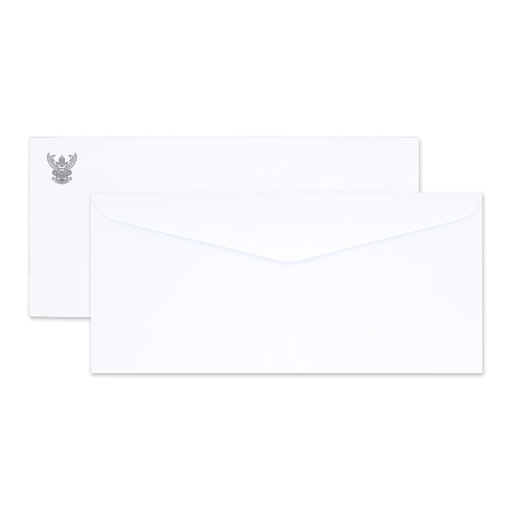 White Government Envelope No. 9/100