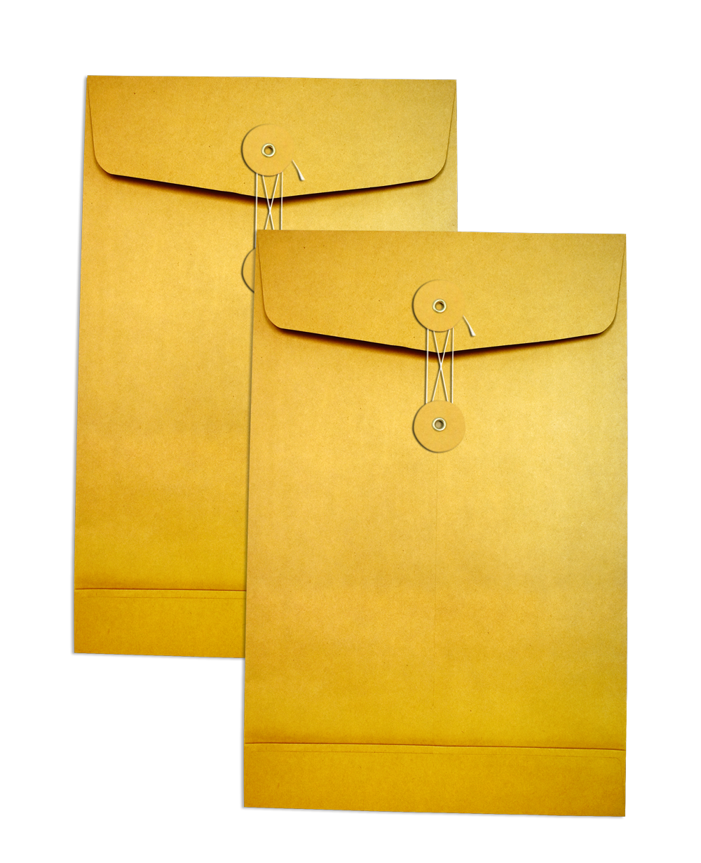 KA Enlarge Envelope No. 11 x 17 Eyelet & String