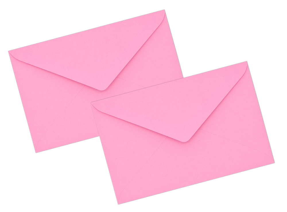 Pink Envelope No. 7