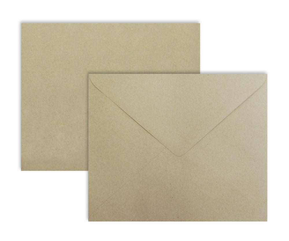 BA Envelope No. 2 Fold
