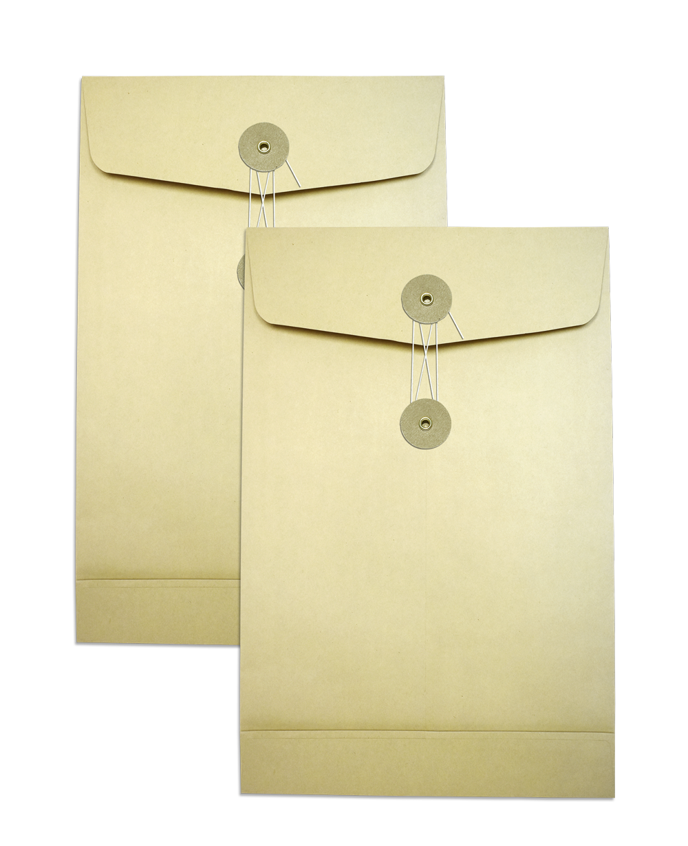 KI Enlarge Envelope No. 11 x 17 Eyelet & String